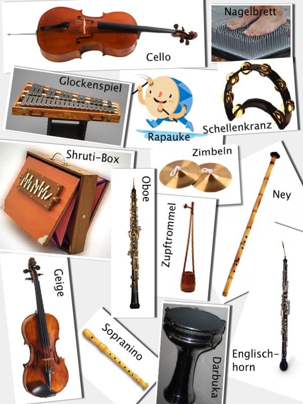 Instrumente Collage2
