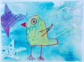 8 Rapauke und die Vögel